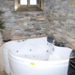 jacuzzi del hotel