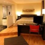 Suite con Jacuzzi del hotel Vila del Muro de Alcoy