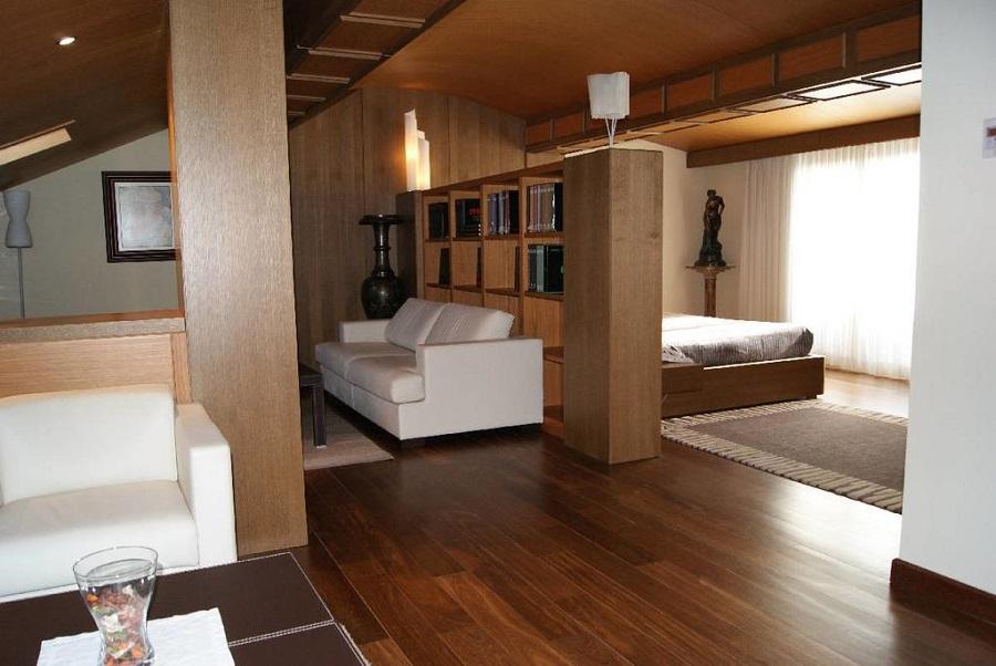 En el Hotel Ríos puedes encontrar habitaciones con jacuzzi privado en un alojamiento muy bien valorado