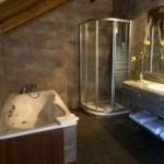 Cuarto de baño del hotel